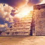 pyramida mexiko