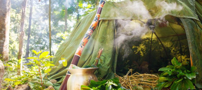 Temazcal a mayská ceremonie pro léčení