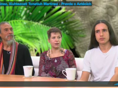 Xolotl Martinez, Xiuhtezcatl Tonatiuh Martinez – Pravda o Aztécích