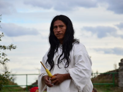 """Kogi: Ceremonie """"pagamento"""" na uctění a léčení vody"""