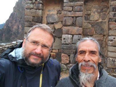 Cesta Jana a Xolotla za stařešiny v Peru