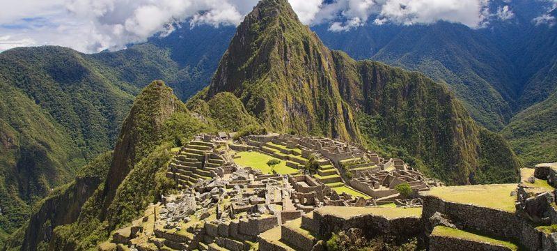 Cesta do posvátných míst v Mexiku, Guatemale a Peru