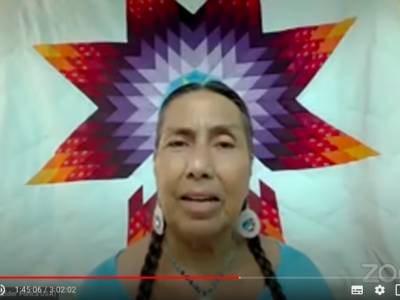 The Mother Earth Delegation of United Indigenous Nations of the North